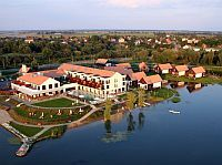 Tisza Balneum 4* spezielles Thermal- und Wellnesshotel in Tiszafüred